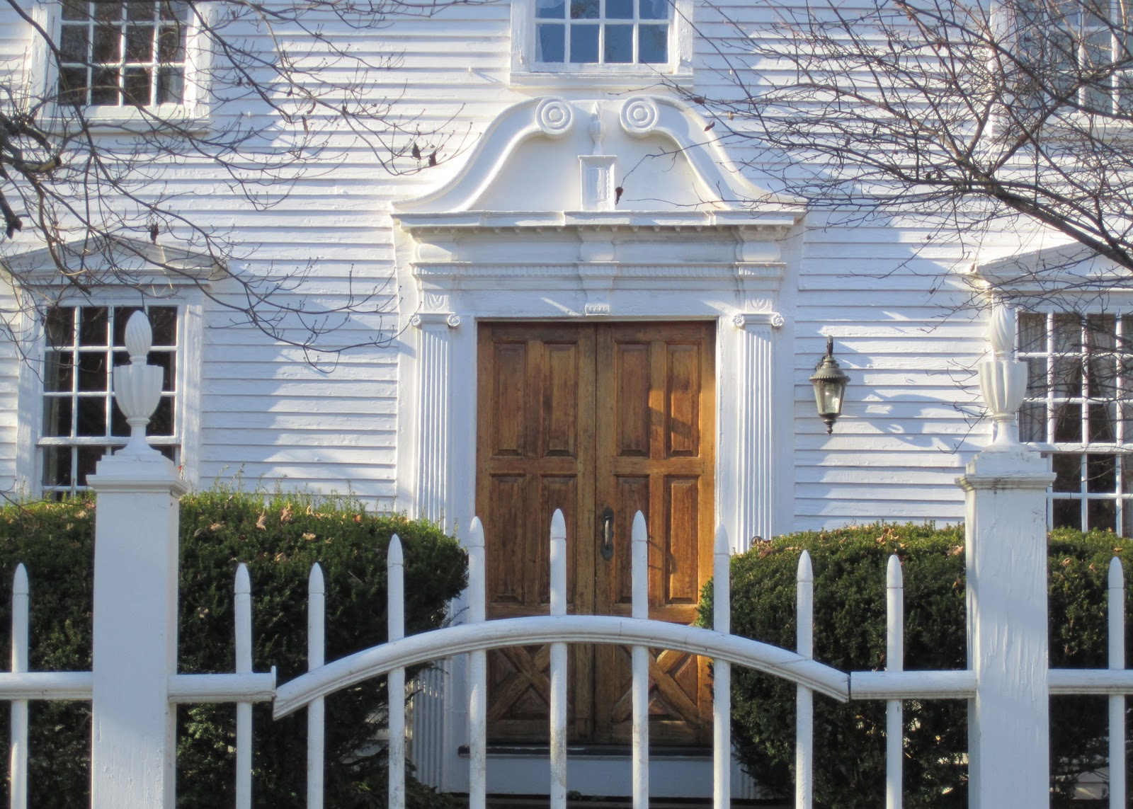 1143 #996832 Part That Is Really Special And Distinctive For Colonial Era Houses  picture/photo Front Doors For Colonial Homes 45791600