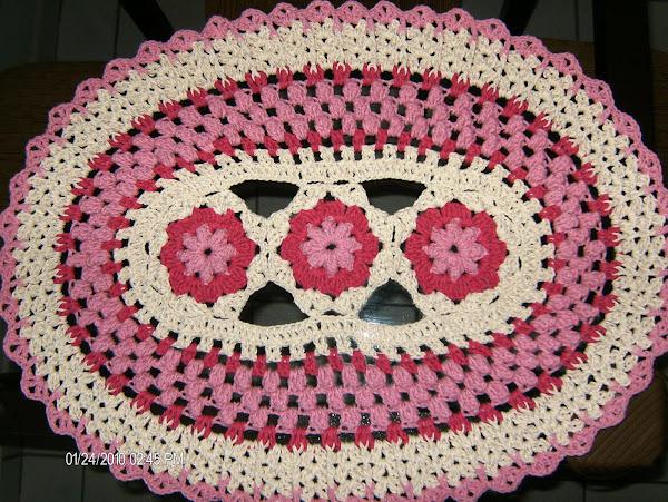 Olhem este em rosa que mimo!