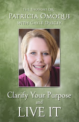 My New Book:  Clarify Your Purpose and Live It!