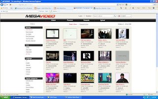 Megavideo Video Page