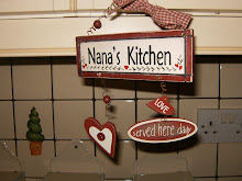 My kitchen plaque.