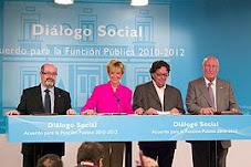 Acuerdo Gobierno-Sindicatos 2010-2012