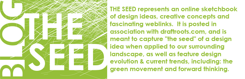 THE SEED: A Landscape Design Blog