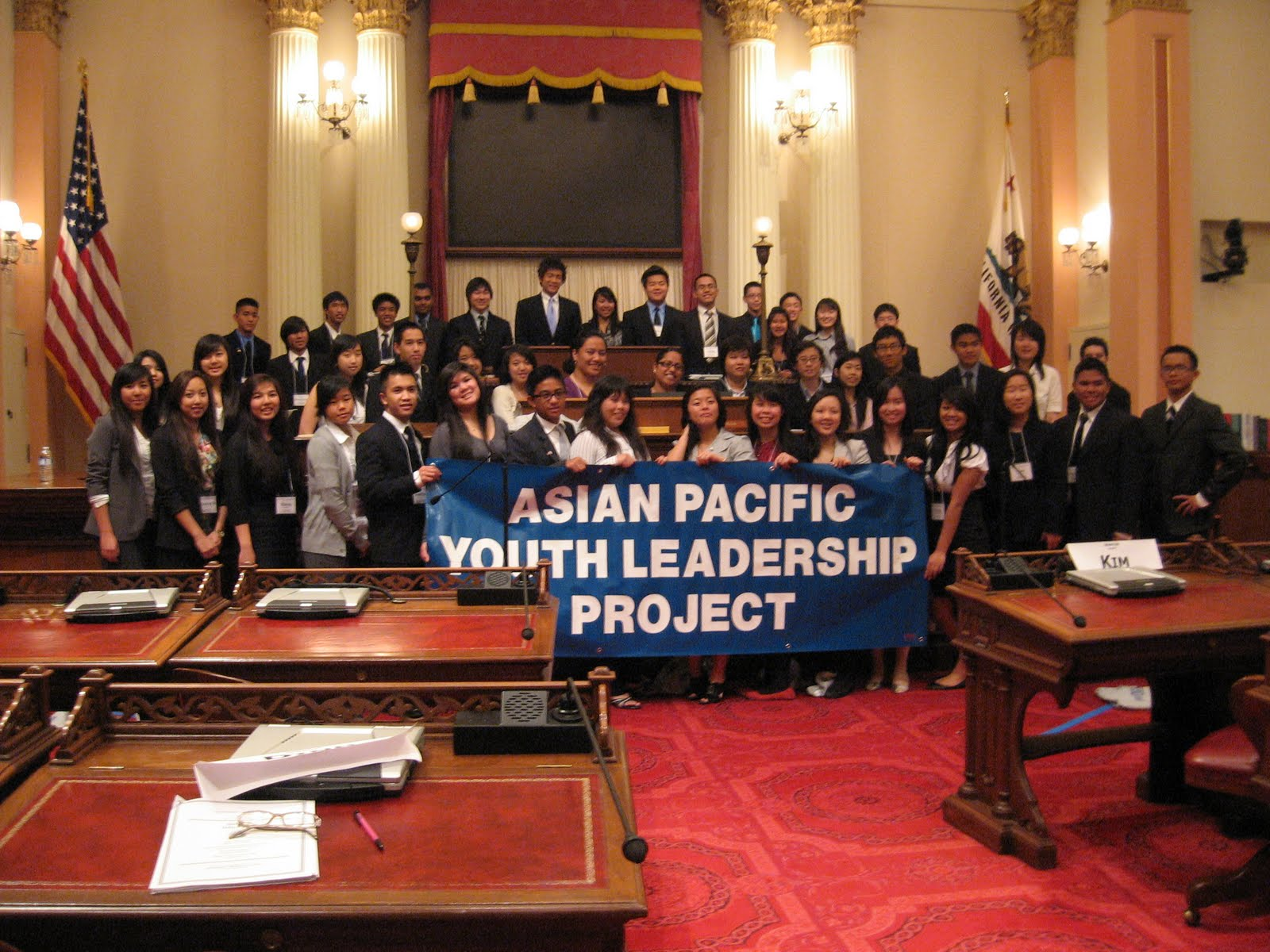 Asian pacific youth leadership project