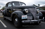 1939 Chevy Sport Coupe