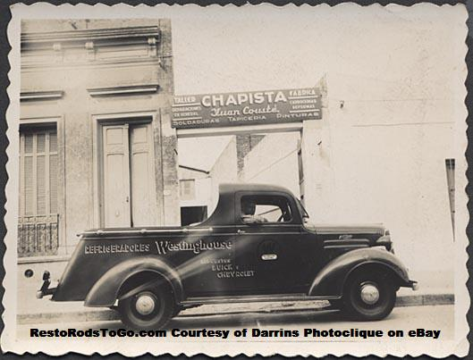 1937 chevy truck parts ebay