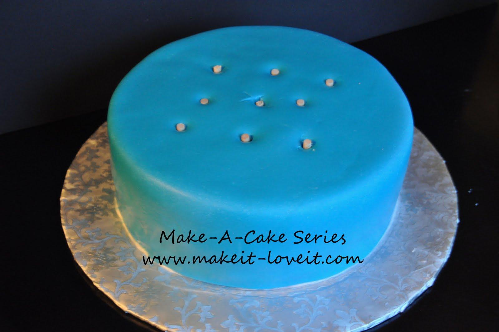 Как выбрать размер торта