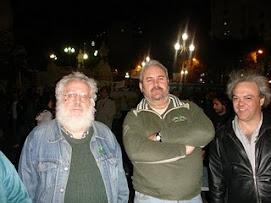 Con Andrés y Néstor