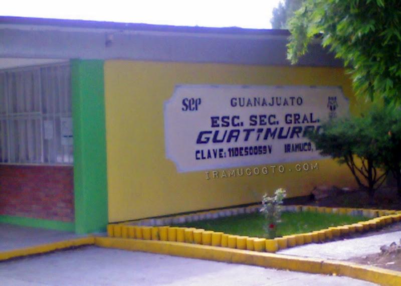 Escuela Secundaria Guatimurac
