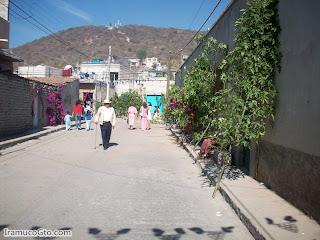 Domingo de Ramos en Iramuco
