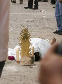 Cuerpo de hombre fallecido en Iramuco