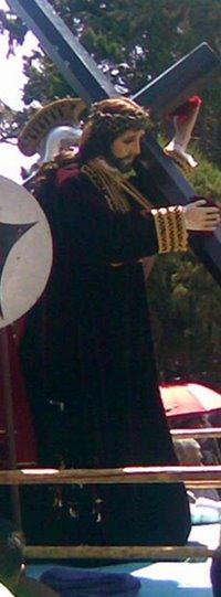 Señor de las tres caidas- Irámuco, Gto