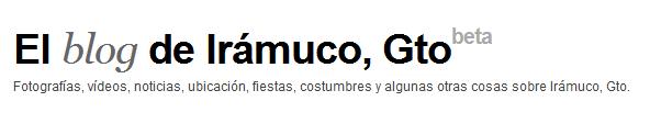 El blog de Iramuco gto.