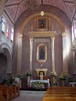 Iglesia de Iramuco Gto Mexico San Jerónimo 2009