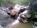 Agua en la barranca del Tigre