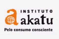 Acesse o site do Instituto akatu (Clic no bannr abaixo)