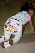 SK 116Cartoon Baby Tights. Price: RM21/set, RM40 for 2 sets, . (img )
