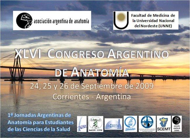 46º Congreso Argentino de Anatomía - Asociación Argentina de Anatomía