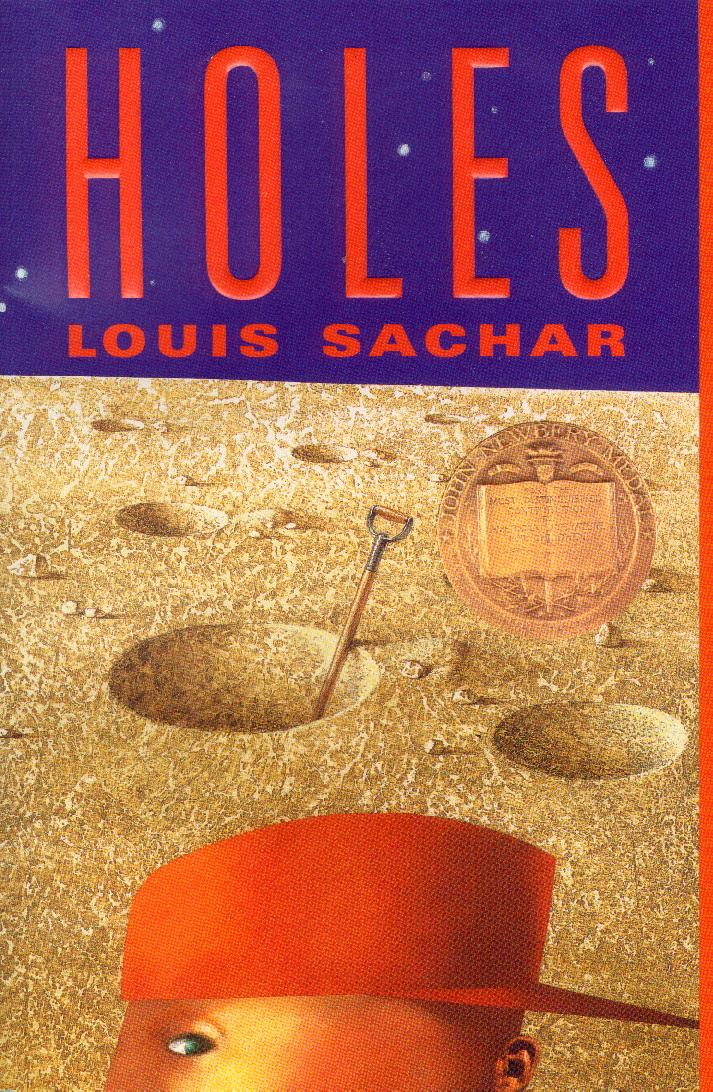 book report on the book holes