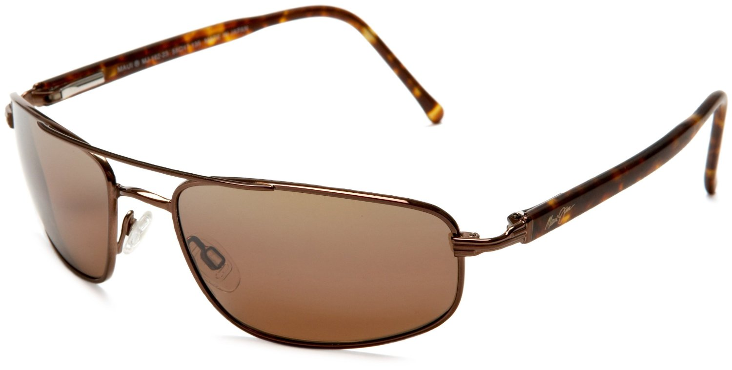 Beautiful creations polarized sunglasses maui jim for Maui jim fishing glasses