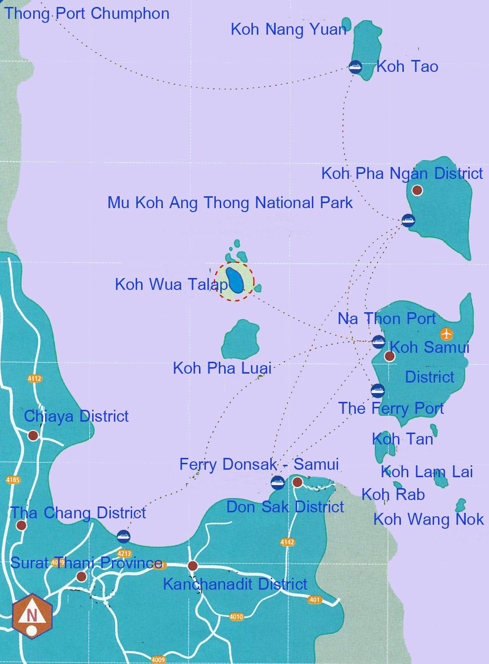 Célèbre 10 Amazing Islands of Thailand: 10 Amazing Islands of Thailand WE14