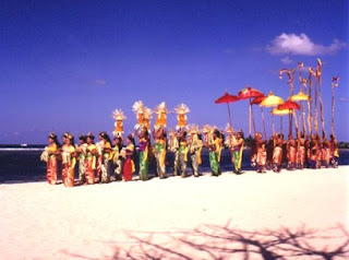 Kesenian dan Kebudayaan yang Ada di Bali.