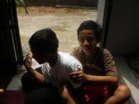 AZIS dan ARVIAN