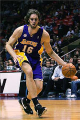 PAU GASOL - L.A. Power Confindential