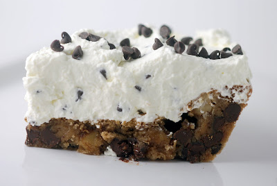 Vegetable Matter: Chocolate Chip Cloud Pie