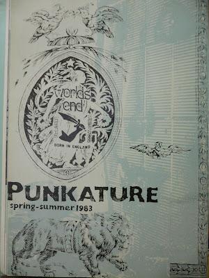 vivienne westwood punkature. Punkature in 1983
