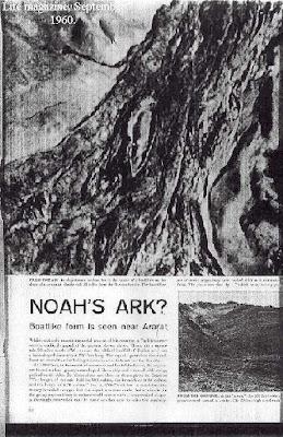 Revista muestra el arca