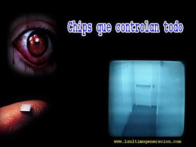 Chips espías control