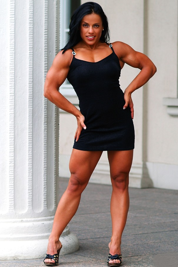 which ifbb female bodybuilder do you find most desirable