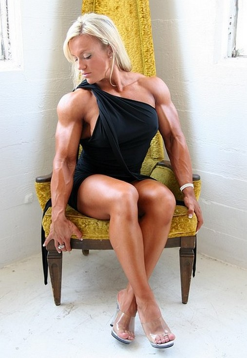 Female Bodybuilders. - Page 3