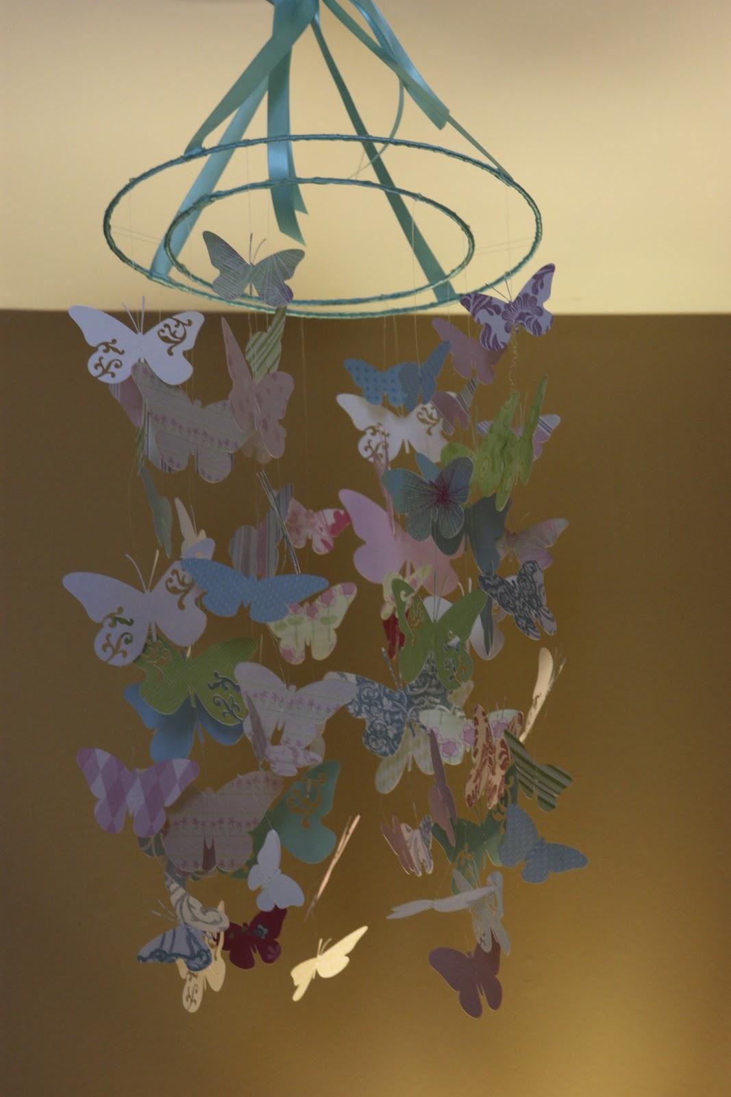 Бабочки своими руками декор фото