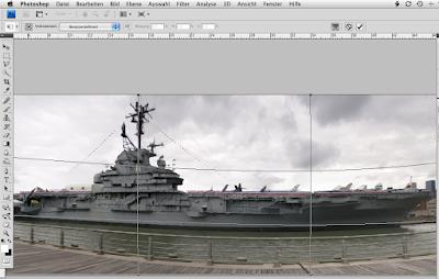 Photoshop verzerrungen korrigieren
