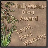 Award:Totally Awesome Blog From Chingjp