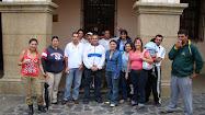 Consejo Comunal reclamando los derechos de la comunidad...