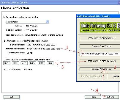 keygen adobe photoshop cs2 activation code