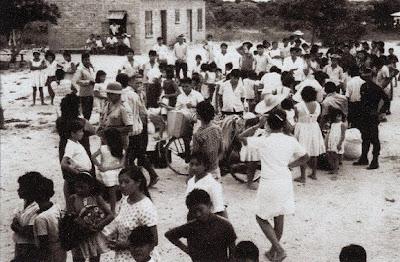 Union de de curacao, bonaire, aruba/ trinidad y tobago a Venezuela - Página 3 Refugiados+del+Rupununi+en+Bonfin(+Brasil)+Eneo+de+1969