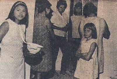 Union de de curacao, bonaire, aruba/ trinidad y tobago a Venezuela - Página 3 Dos+de+las+hijas+de+Valeri+Hart+Enero+de+I969-+Urb+el+Paraiso