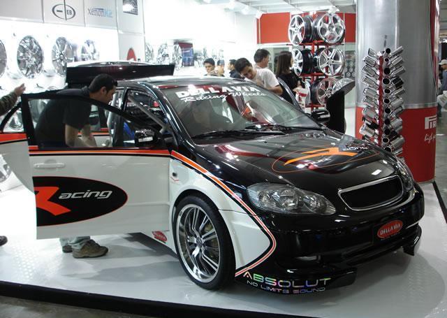 Toyotas Corolla tuning - Autos Tunados