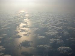 sopra le nuvole c'è il sereno