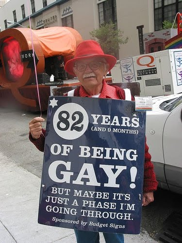 82 years gay sign
