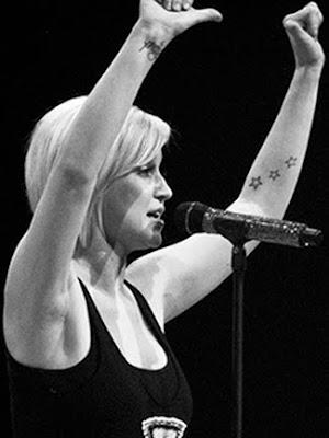 kellie pickler wrist tattoo design