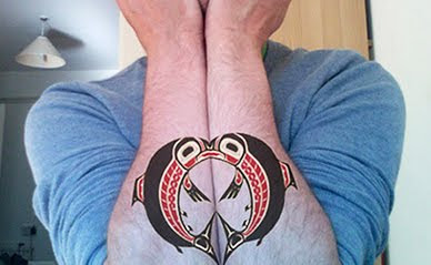 pisces tattoo images