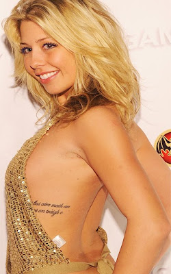 holly montag tattoo pictures