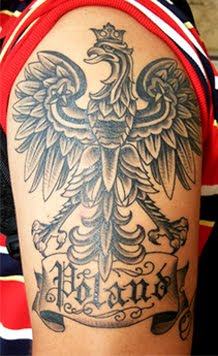 polish eagle tattoo pictures