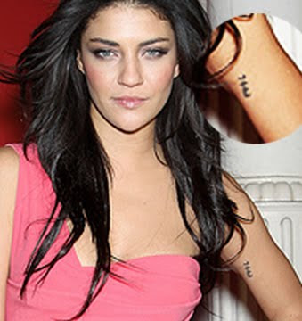 Tag : Jessica szohr tattoo