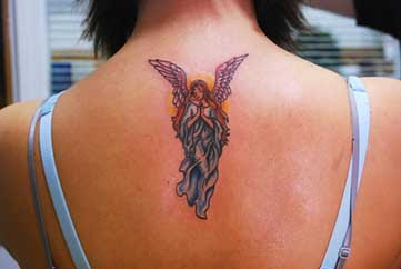 tag guardian angel tattoos guardian angel tattoo designs david beckham ...